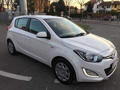 "brugt Hyundai i20 1.2 5p. BlueDrive GPL Sound Edition. "" neopatentat"