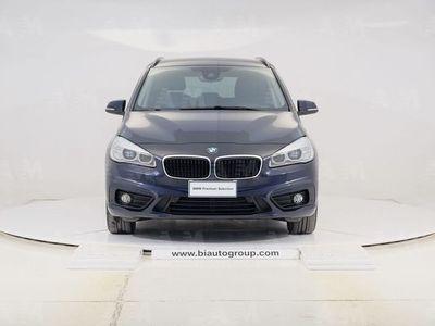 usata BMW 218 Serie 2 Gran Tourer d xDrive Gran Tour...