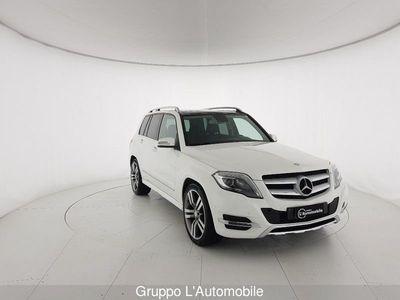 usata Mercedes 220 GLK - X204cdi (BE) Fleet 4matic auto my12
