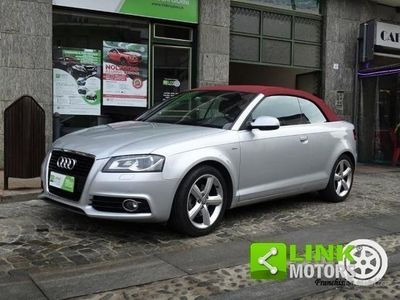 usata Audi A3 Cabriolet 2.0 TDI F.AP. S tr. Ambition