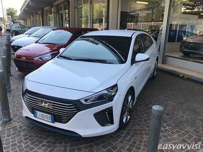 brugt Hyundai Ioniq 1.6 hybrid dct comfort aziendale elettrica/benzina