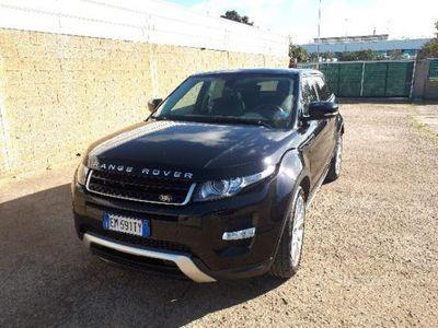 brugt Land Rover Range Rover evoque - 2012