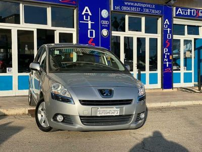 usata Peugeot 5008 50081.6 HDi 112 CV Family
