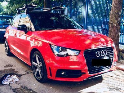 used Audi A1 SPB 1.6 TDI S tronic S line edition