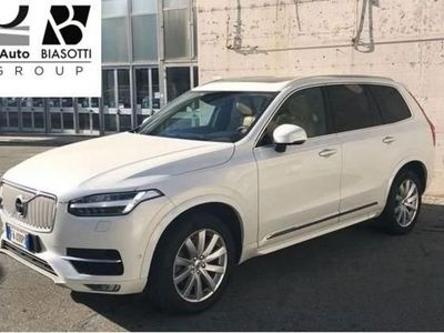 brugt Volvo XC90 2015 Diesel 2.0 D5 Inscription awd 7p.ti geartronic