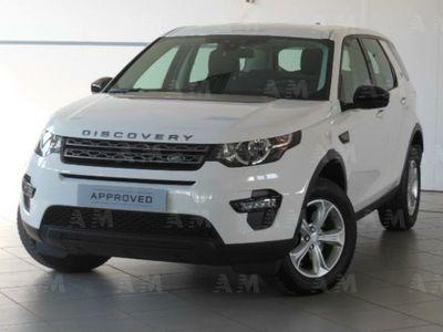 usata Land Rover Discovery Sport 2.0 TD4 150 CV Pure del 2018 usata a Belluno