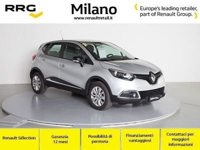 brugt Renault Captur dCi 8V 90 CV Start&Stop Energy Zen