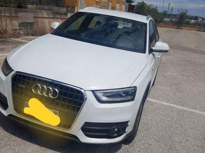 usata Audi Q3 2.0 TDI quattro S tronic S Line Editi