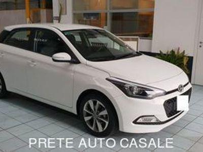 usado Hyundai i20 1.2 84 CV 5 porte Comfort