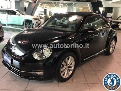 gebraucht VW Maggiolino MAGGIOLINO1.6 tdi Design 105cv