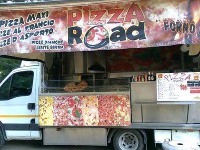 usata Iveco Daily autonegozio pizzeria