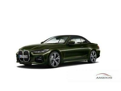 usata BMW 420 Serie 4 Cabrio i Msport nuova a Viterbo