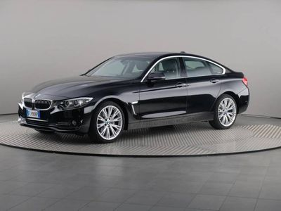 usata BMW 420 4 Serie d Xdrive Luxury