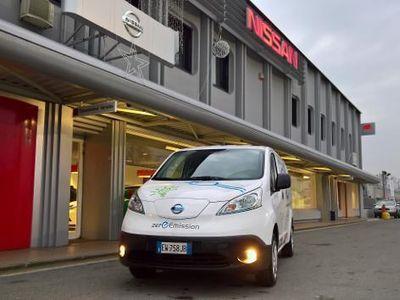 usata Nissan e-NV200 usata del 2014 a Verdellino, Bergamo