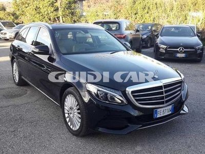 brugt Mercedes 220 C SWd (BT) Exclusive auto