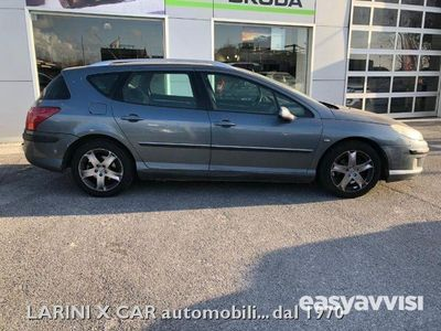 used Peugeot 407 2.0 hdi aut. sw executive diesel