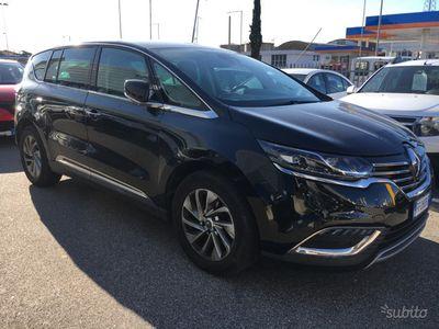 usata Renault Espace 1.6dci 160cv 2016 Km31200