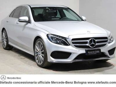 usata Mercedes C220 (250) d 4Matic Auto Premium COMAND rif. 14735422