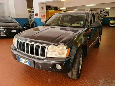 usata Jeep Grand Cherokee 3.0 Limited
