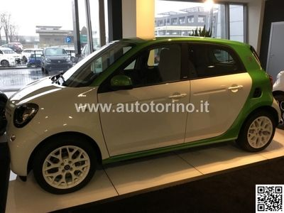 begagnad Smart ForFour Electric Drive X453 ED