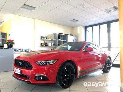 usata Ford Mustang fastback 2.3 ecoboost - km certificati benzina