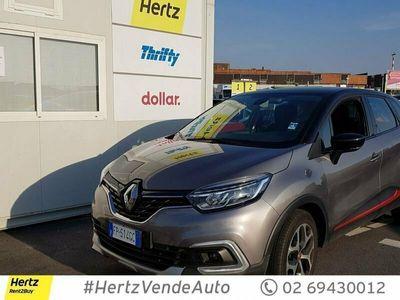 usata Renault Captur 0.9 TCe 90CV Eco2 Energy FAP INTENS EDC,