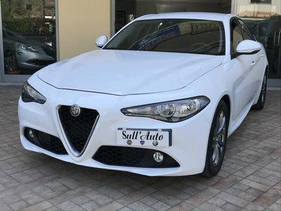gebraucht Alfa Romeo Giulia 2.2 Turbodiesel 180 CV AT8 Eco Business usato