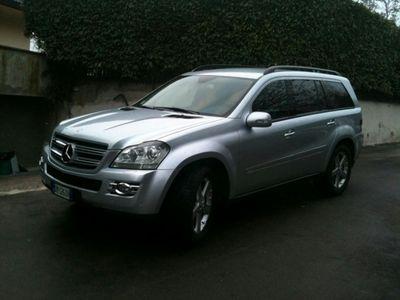 usata Mercedes GL420 CDI SPORT 7 POSTI TAGLIANDI MERCEDES STUPENDA