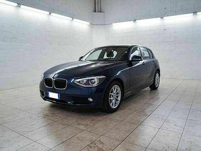 usata BMW 118 Serie 1 d unique 5p