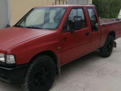 usata Isuzu Campo 3.1 turbo diesel Pick Up 2+2 gancio traino