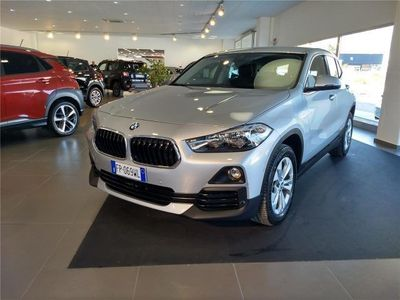 usata BMW X2 X2 (F39)sDrive18d Advantage station wagon