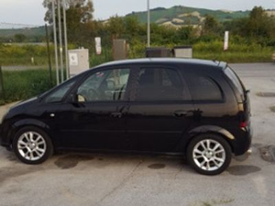 usata Opel Meriva 2ª s. - 2008