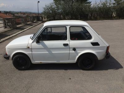 usado Fiat 126 1 serie