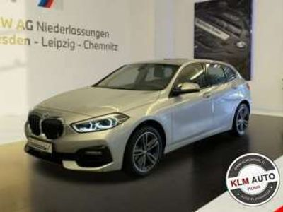 usata BMW 118 i 5p. SPORT LINE RILASCIO F24 IVA PAGATA !!!!