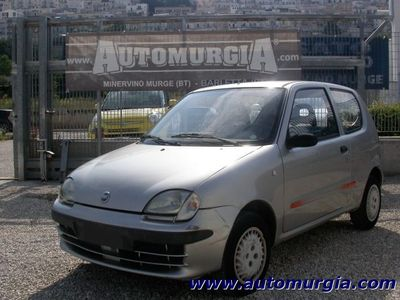gebraucht Fiat Seicento 1.1i cat