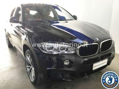 used BMW X6 xDrive30d 258CV Msport del 2017 usata a Olgiate Olona