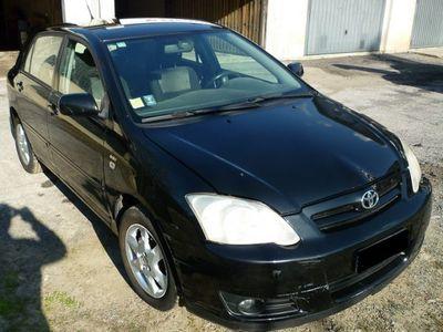 usado Toyota Corolla Corolla1.4 D4D
