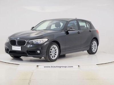 usata BMW 118 Serie 1 d 5p. Advantage