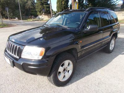 usata Jeep Grand Cherokee 2.7 CRD cat Limited*AUT*PELLE*
