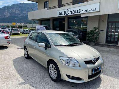 usata Toyota Auris 1.4 5 porte