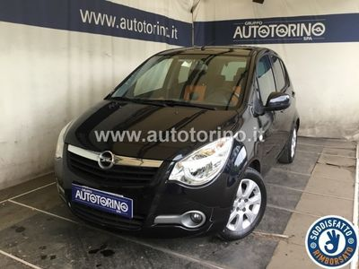 used Opel Agila AGILA1.2 16v Enjoy 86cv