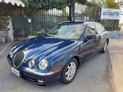 """usata Jaguar S-Type 3.0 V6 24V cat Executive""""PELLE"""""""