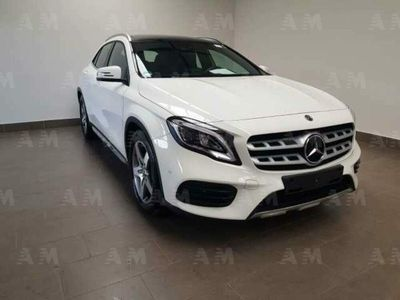 second-hand Mercedes 180 SLCAMG line del 2018 usata a Magenta