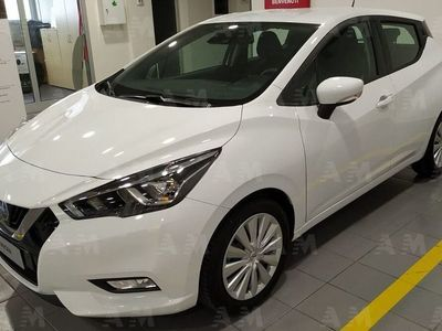 usata Nissan Micra IG-T 100 5 porte Acenta nuova a Venezia