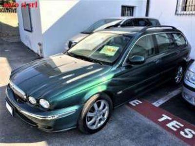 usata Jaguar X-type 2.0D cat Wagon Executive EU3 rif. 14173114