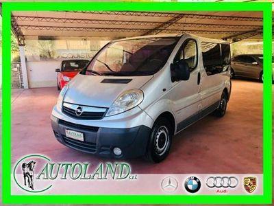 usata Opel Vivaro 27 2.0 CDTI 120CV PC-TN Combi 9 posti
