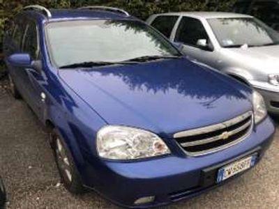 usata Chevrolet Nubira Station Wagon Benzina