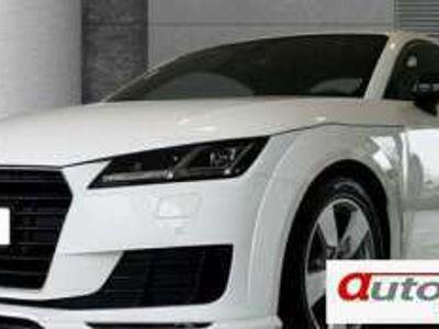 usata Audi TT Coupé 2.0 TFSI quattro S tronic Matrix Led S line Benzina