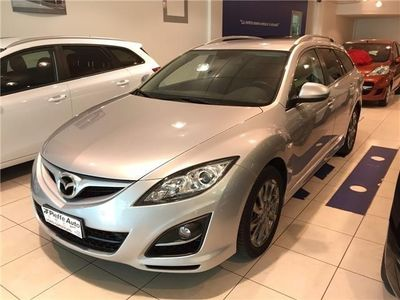 usata Mazda 6 2.2 Cd 1v 13cv Wagon Luxury Usato