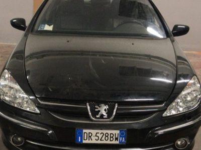 second-hand Peugeot 607 2.7 V6 24V HDi FAP aut. Titanio rif. 9015782